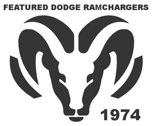 1974 Dodge Ramcharger Collection