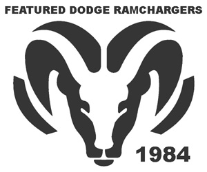 1984 Dodge Ramcharger Collection