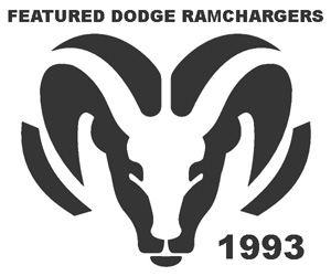 Featured 1993 Dodge Ramchargers